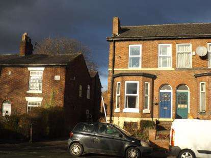 3 Bedrooms Semi Detached House for sale in Urmston Lane, Stretford, Manchester, Greater Manchester
