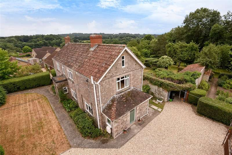 4 Bedrooms Detached House for sale in Forton, Chard, Somerset, TA20