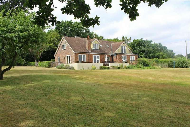 4 Bedrooms Detached House for sale in Luffenhall, Near Walkern, Luffenhall Stevenage, Hertfordshire