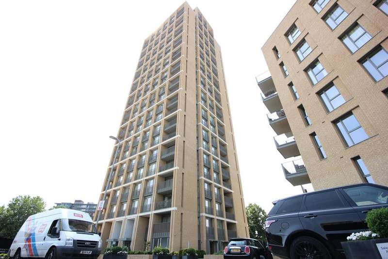 2 Bedrooms Apartment Flat for sale in 1 Moorhen Drive, London NW9
