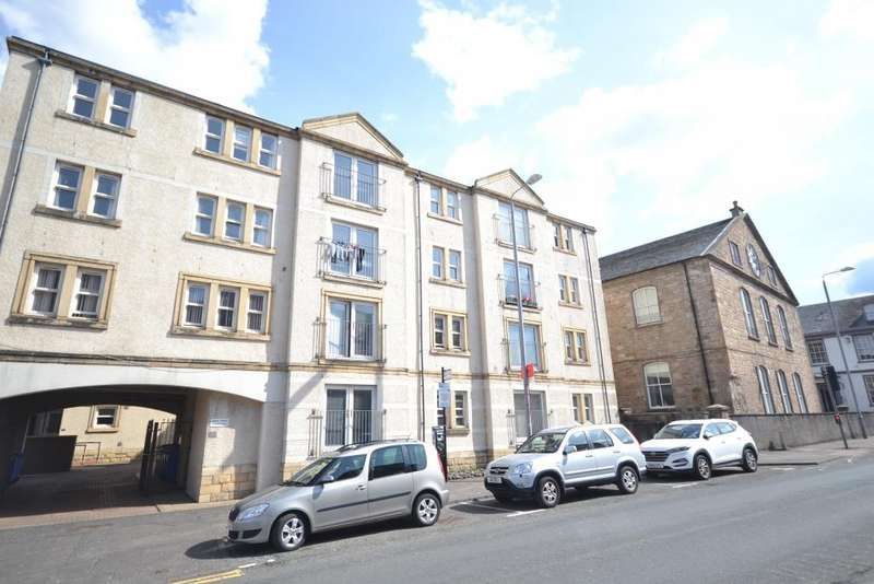 2 Bedrooms Apartment Flat for sale in 16H Fort Street, Ayr, KA7 1HU