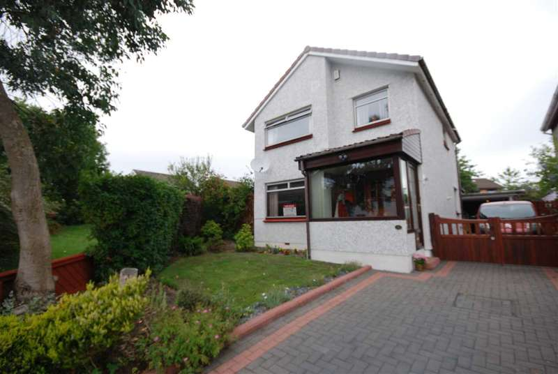 4 Bedrooms Detached House for sale in Greenacres, Ardrossan