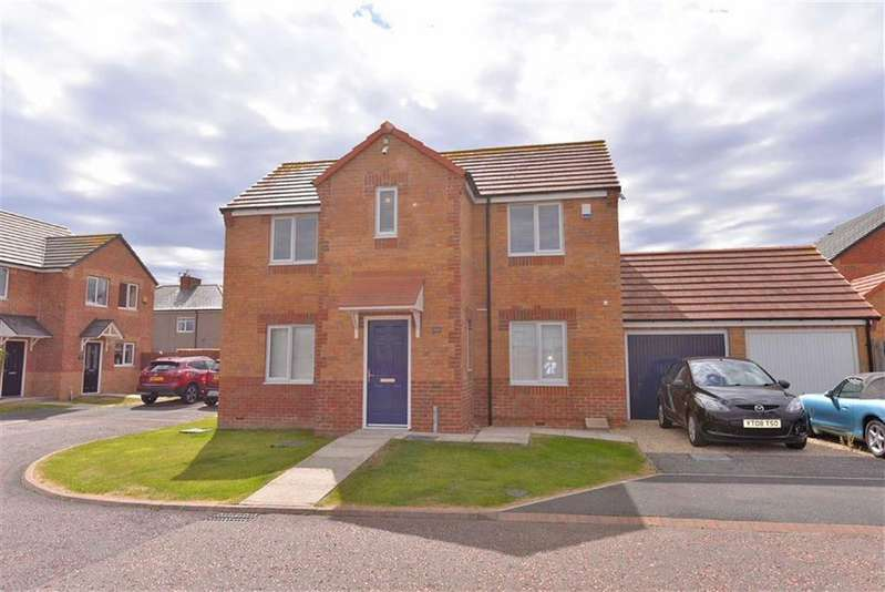4 Bedrooms Detached House for sale in Boldon Colliery