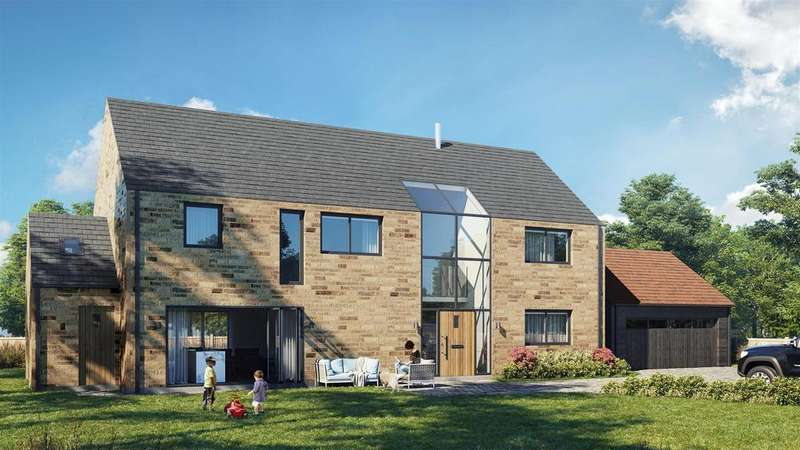 5 Bedrooms Detached House for sale in Farnham Lane, Farnham