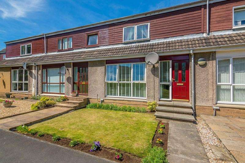2 Bedrooms Property for sale in 26 Whitehill Gardens, Musselburgh, East Lothian, EH21 6PQ