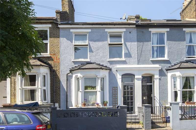 4 Bedrooms Terraced House for sale in Glyn Road, London, E5