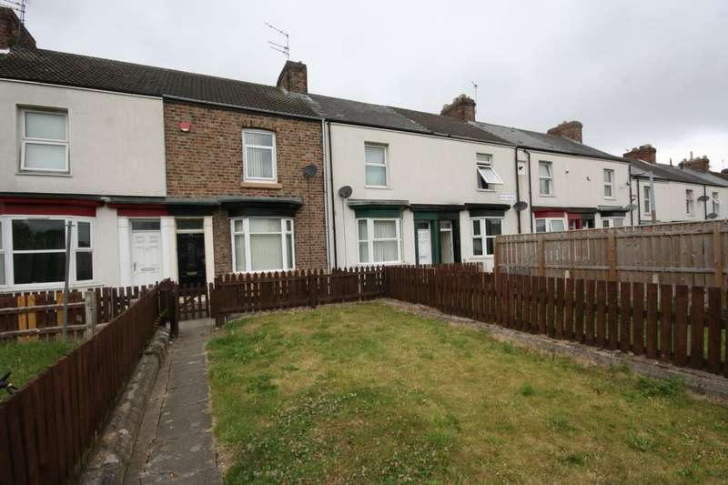2 Bedrooms Terraced House for sale in Derby Terrace, Thornaby, Stockton-On-Tees, TS17