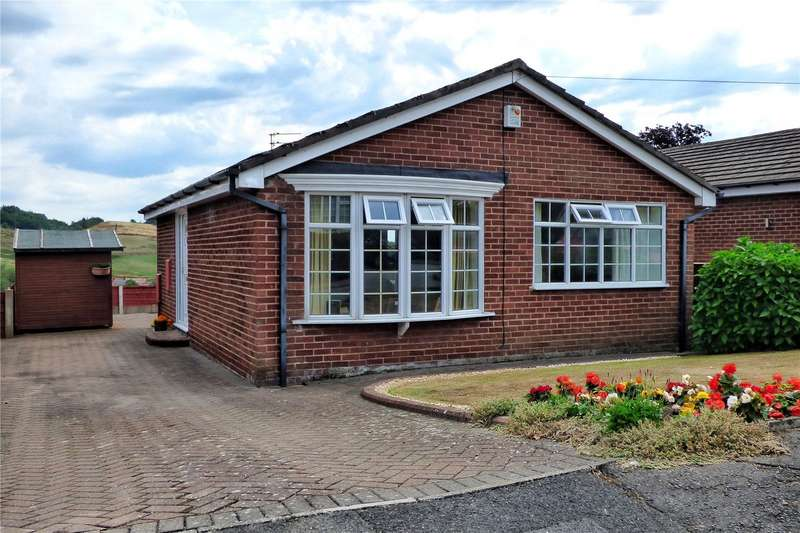 2 Bedrooms Detached Bungalow for sale in Staveley Close, Shaw, Oldham, OL2
