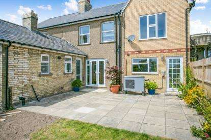 4 Bedrooms Semi Detached House for sale in Swaffham Prior, Cambridge, Cambridgeshire