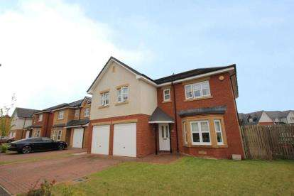 5 Bedrooms Detached House for sale in Raeswood Road, Glasgow, Lanarkshire