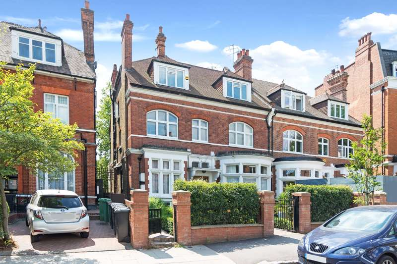4 Bedrooms Flat for sale in Broadhurst Gardens, South Hampstead