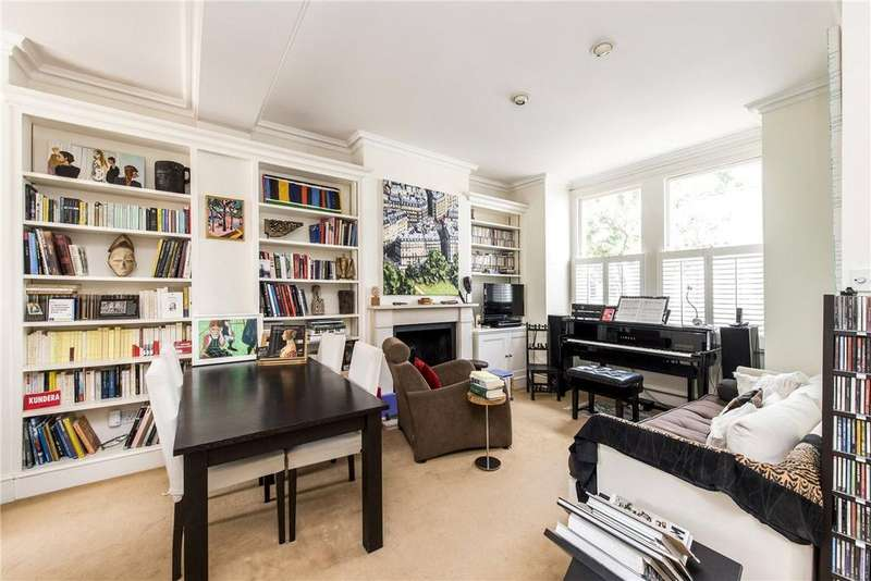 3 Bedrooms Terraced House for sale in Allestree Road, Fulham, SW6