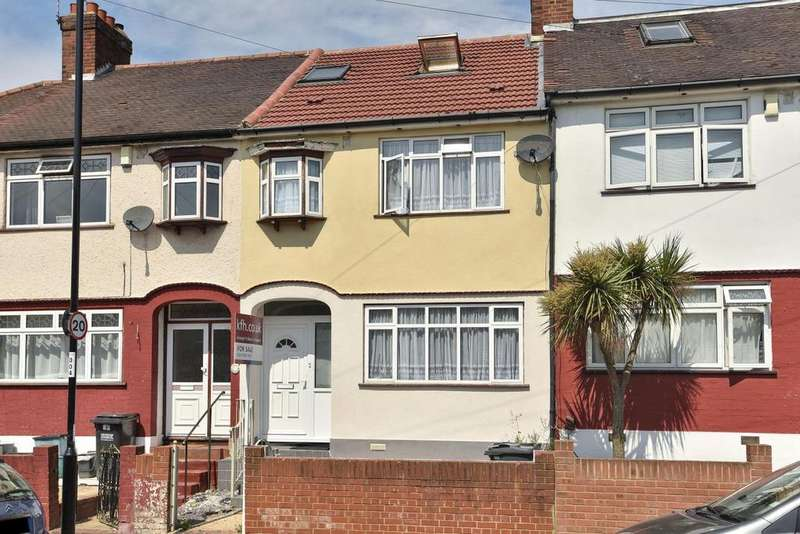 4 Bedrooms Terraced House for sale in Waverley Road, South Norwood