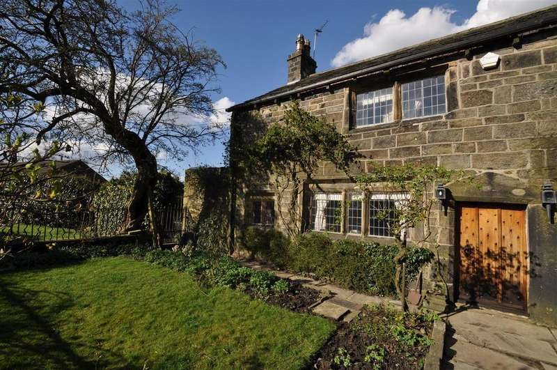 2 Bedrooms Cottage House for sale in Gertie's Cottage, 2 Royds Hall Cottages, Royds Hall Lane, Low Moor, BD12 0EJ