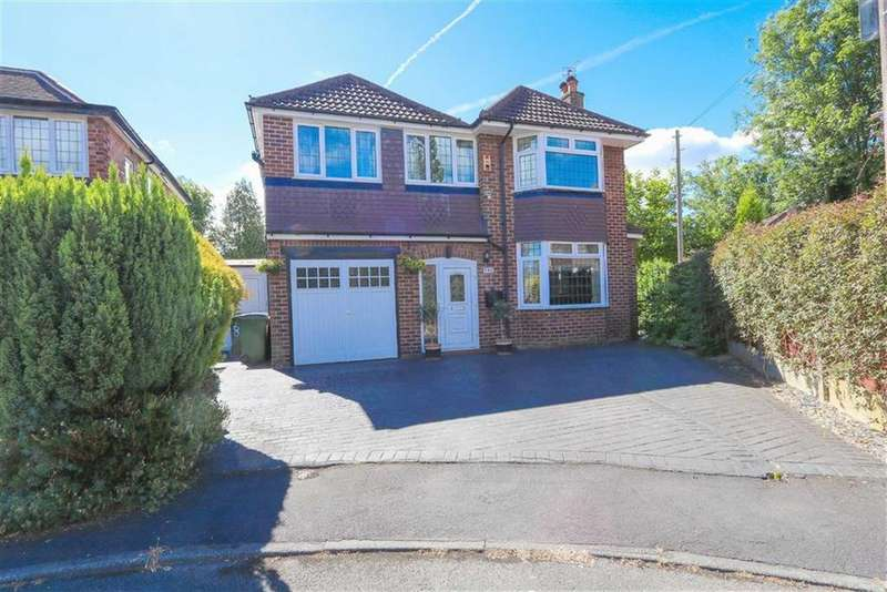 4 Bedrooms Detached House for sale in South Park Road, Gatley, Cheadle