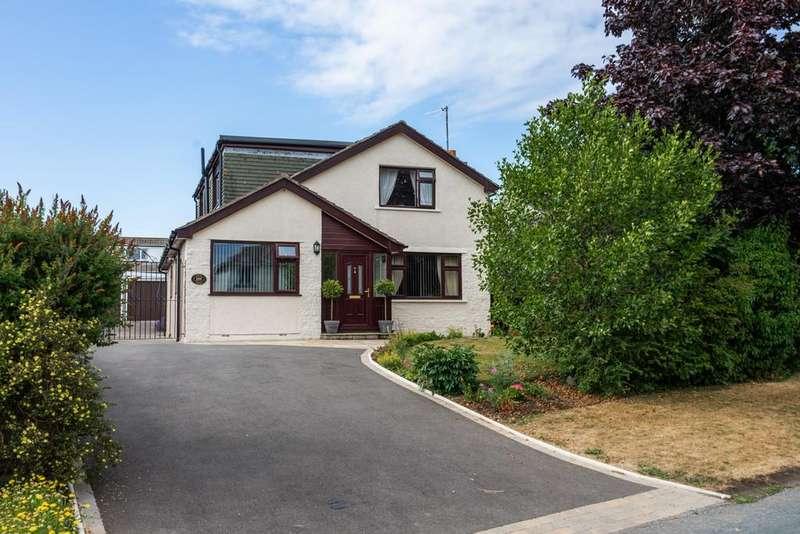 5 Bedrooms Detached Bungalow for sale in High Road, Halton, Lancaster, LA2 6QB