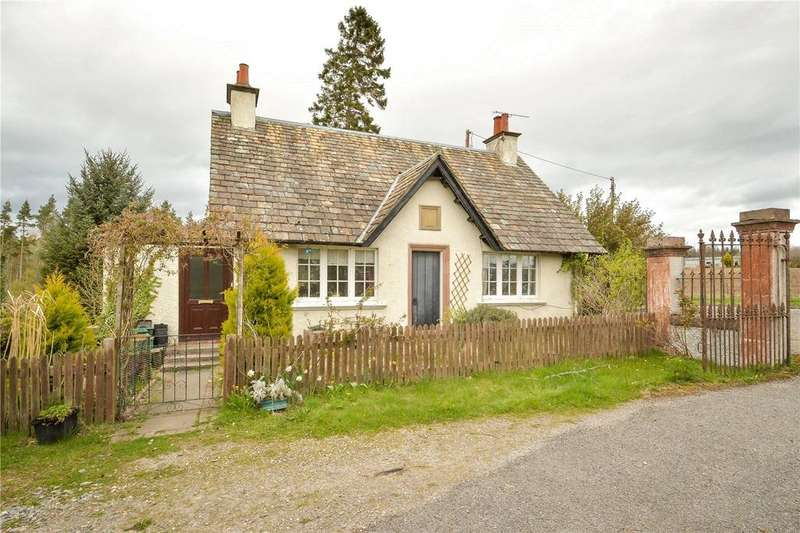 2 Bedrooms Detached House for sale in Ballindoun Gate Lodge, Beauly, Inverness-Shire, IV4