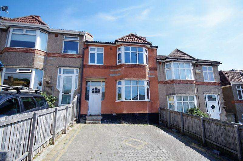 3 Bedrooms Terraced House for sale in Shaldon Road, Horfield, Bristol