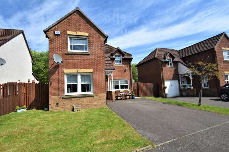 3 Bedrooms Detached House for sale in Myers Court , Bellshill ML4