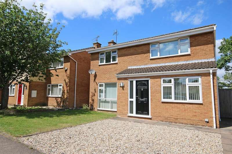 4 Bedrooms Detached House for sale in Hatherley, Cheltenham