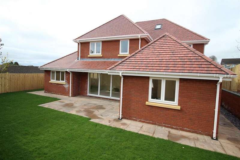 5 Bedrooms Detached House for sale in Ridgeway Hill, Newport