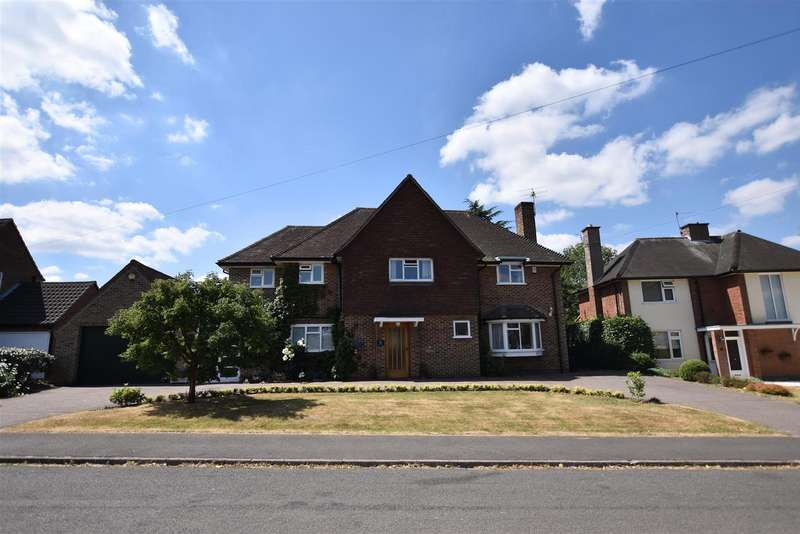 4 Bedrooms Property for sale in Sunnyhill Road, Loughborough