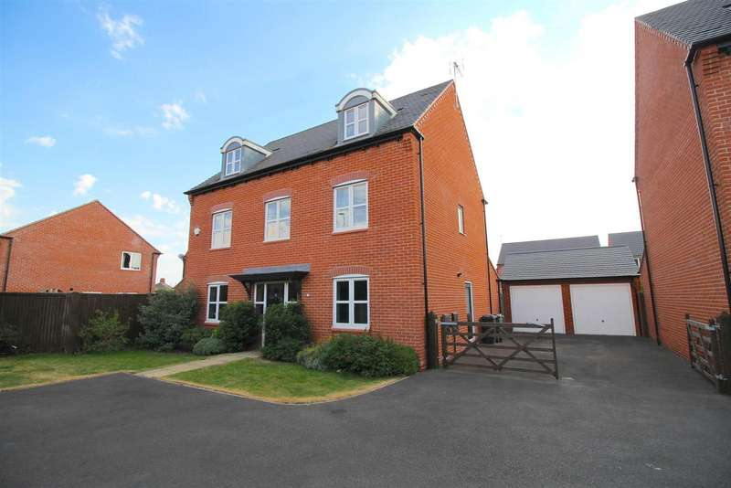 5 Bedrooms Property for sale in Farley Crescent, Ibstock