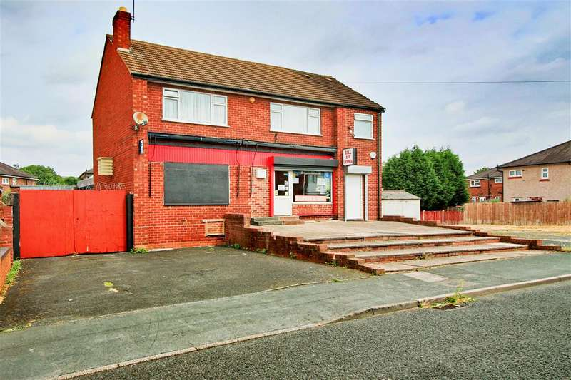 4 Bedrooms Commercial Property for sale in Gills Off Licence, 23, Bristil Road, Netherton, Dudley