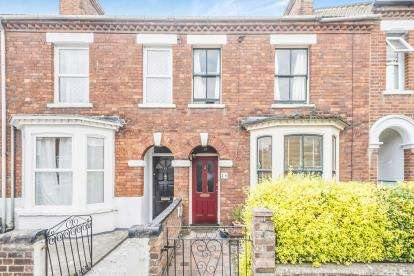 2 Bedrooms Terraced House for sale in St Leonards Avenue, Bedford, Bedfordshire, .