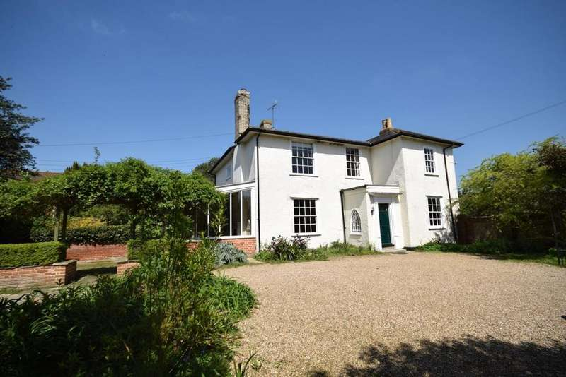 5 Bedrooms Detached House for sale in South Street, Tolleshunt D'Arcy, Maldon, Essex, CM9