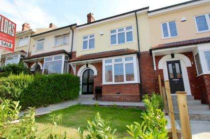 4 Bedrooms Terraced House for sale in Fitzgerald Road, Lower Knowle, Bristol