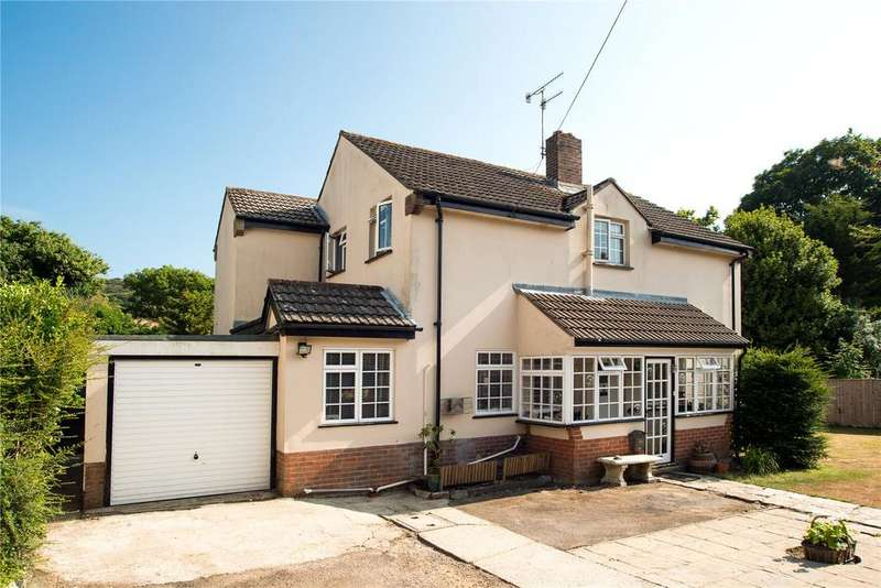 4 Bedrooms Detached House for sale in Main Road, West Lulworth, Wareham, BH20