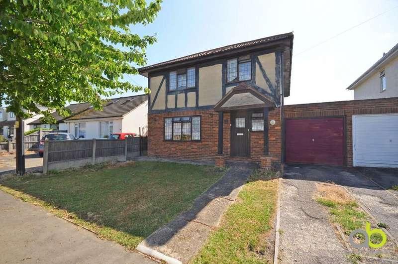 4 Bedrooms Detached House for sale in Manor Road, Benfleet