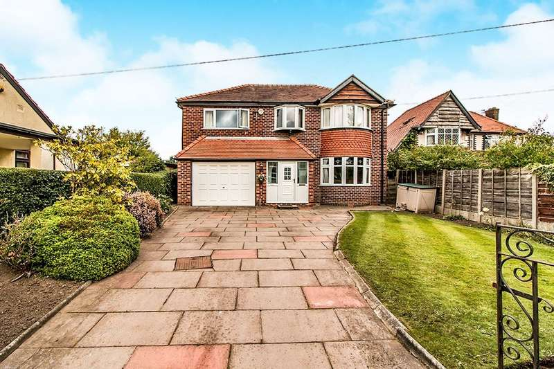 5 Bedrooms Detached House for sale in Wood Lane, Timperley, Altrincham, WA15