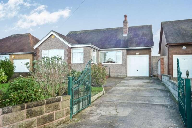 3 Bedrooms Detached Bungalow for sale in Ffordd Ffynnon, Prestatyn, LL19