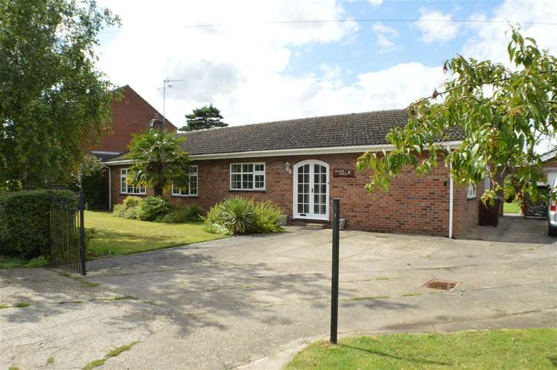 3 Bedrooms Bungalow for sale in Field Lane, Ewerby