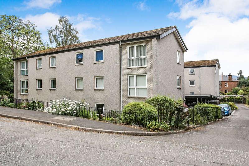 1 Bedroom Flat for sale in Hill Street, Dumfries, DG2