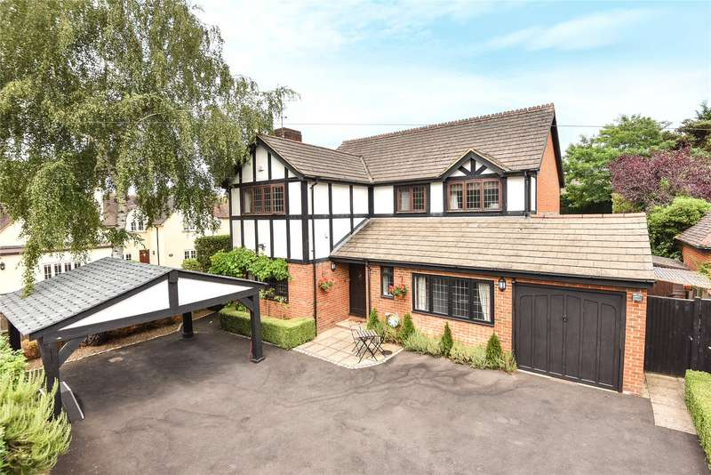 4 Bedrooms Detached House for sale in Charters Road, Ascot, Berkshire, SL5