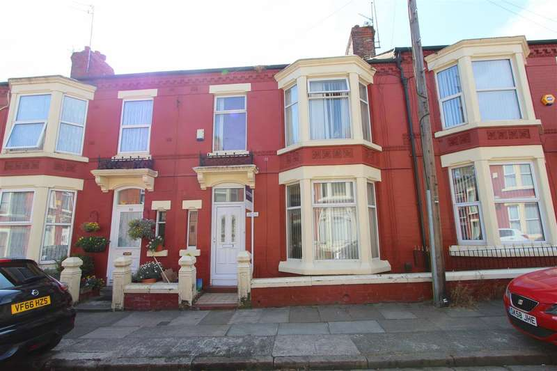 6 Bedrooms Terraced House for sale in Hampstead Road, Kensington, Liverpool