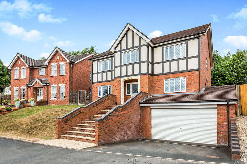 5 Bedrooms Detached House for sale in Grosvenor Gardens, Lickey End, Bromsgrove, B61