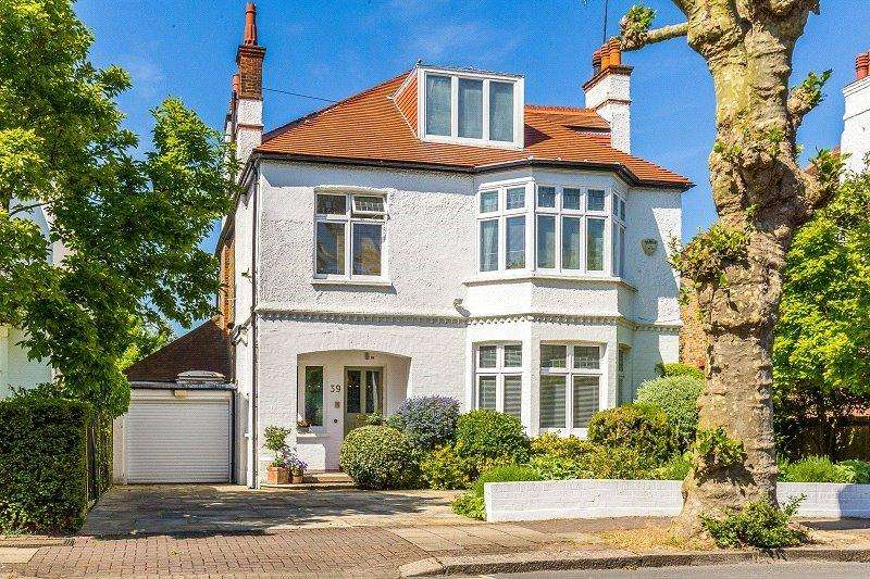 6 Bedrooms Detached House for sale in Chartfield Avenue, Putney, SW15