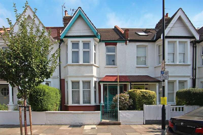 3 Bedrooms House for sale in Greenend Road, Chiswick
