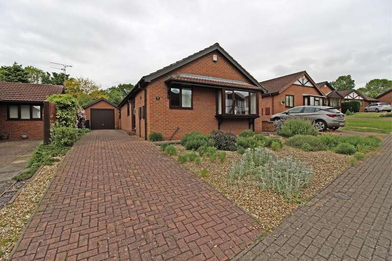 3 Bedrooms Detached Bungalow for sale in Meadow Rise, Lea
