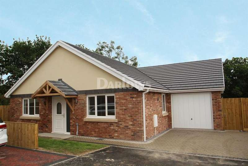 3 Bedrooms Bungalow for sale in Plot 10 Cennen, Glanfryn Court