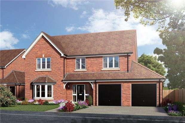 5 Bedrooms Detached House for sale in Orchard Grange, Barkham Road, Wokingham