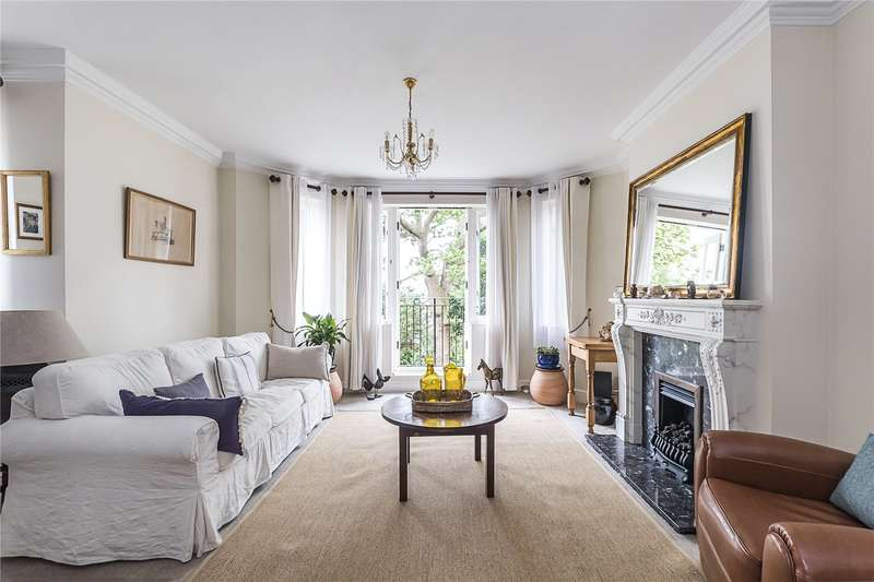 2 Bedrooms Flat for sale in Holly Lodge, 90 Wimbledon Hill Road, London, SW19