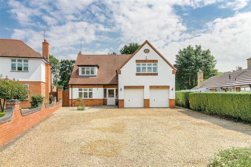 4 Bedrooms Detached House for sale in Glenville, Spinney Hill, Northampton