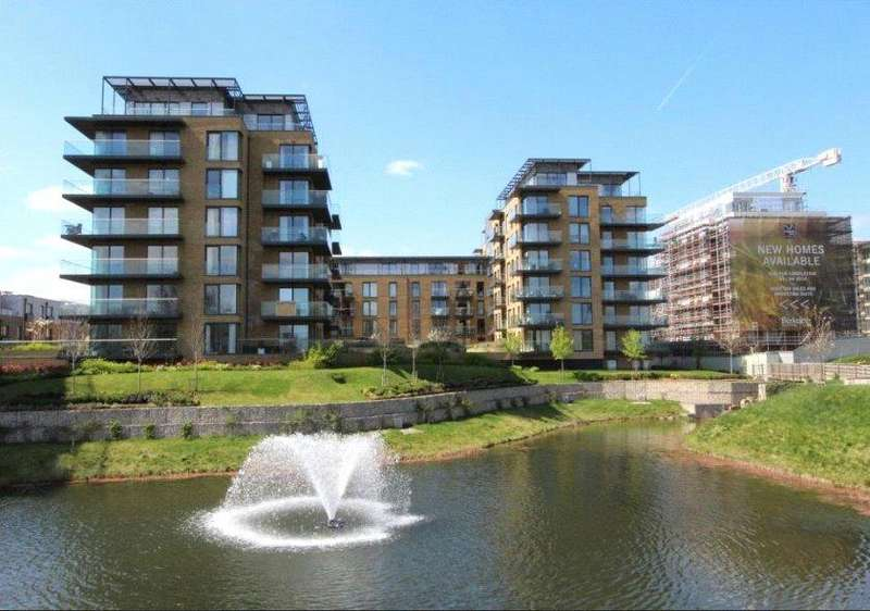 2 Bedrooms Flat for sale in Kidbrooke Village, Greenwich, SE3