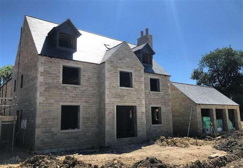 6 Bedrooms Detached House for sale in Elizabeth Gardens, Shirland, Derbyshire, DE55