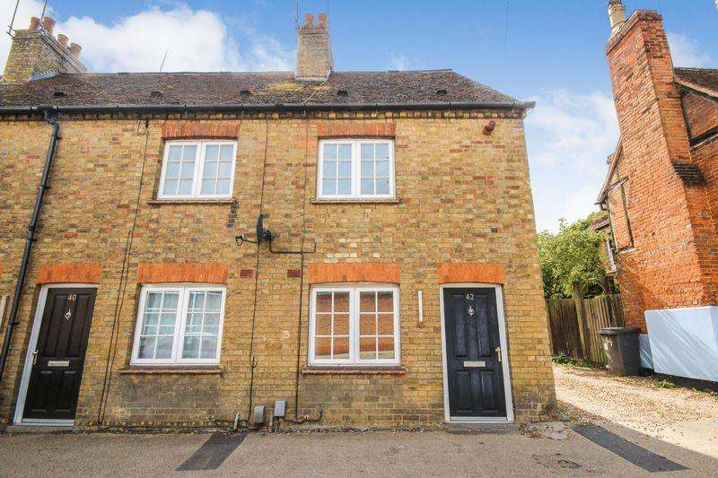 2 Bedrooms End Of Terrace House for sale in Bedford Street, Ampthill